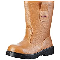 Blackrock SF01 Fur Lined Safety Rigger Boot (Tan) S1-P SRC