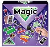45 Tricks Magic Set *Childrens Magicians Box* Creative Learning Children KIDS