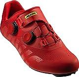 Mavic Cosmic Pro Rennrad Fahrrad Schuhe rot 2019: Größe: 44