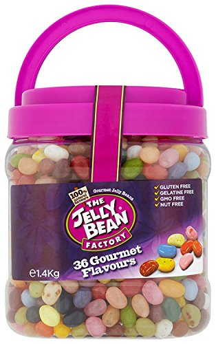 The Jelly Bean Factory 1.4 kg Monster Jar | Gourmet Jelly Beans