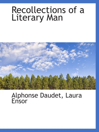 Recollections of a Literary Man