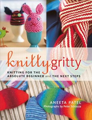 Knitty Gritty Absolute Beginner Steps
