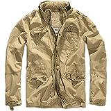 Brandit Men's Britannia Jacket khaki / sand (XL)