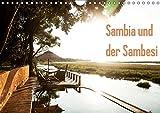 Sambia und der Sambesi (Wandkalender 2019 DIN A4 quer): Sambia, der Name leitet sich von dem Fluss Sambesi ab, der durch das Land fließt und für ... (Monatskalender, 14 Seiten ) (CALVENDO Orte) - daniel slusarcik photography (dsp)