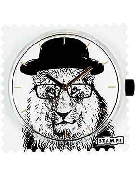 Stamps S.T.A.M.P.S. Uhr Zifferblatt Mr. Tiger 104293