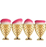 Best Too Faced Cejas Kits - Sannysis Brochas Mini pinceles de cejas rosa, Diseño Review