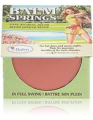 theBalm Balm Spring Blush, erdig-rosafarbenes, 1er Pack (1 x 5.61 g)