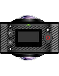GoXtreme 20134 Dome 360 Grad VR-/Panorama Vollsphärenkamera schwarz