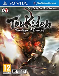 Toukiden - The Age of Demons (Playstation Vita)
