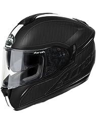 Airoh Casco Integral ST 701 SLASH Blanco Mate para moto