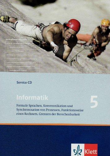 Informatik - Ausgabe für Bayern und Nordrhein-Westfalen. Service-CD 12. Klasse