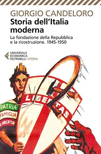 Storia dell'Italia moderna: 11