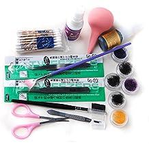 Coscelia Individuel Lashes Maquillage Faux Cils Extension Cosmetic Kit Naturelles Longue Cils