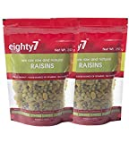 #10: Eighty7 Raisins Kishmish Pack of 2, 500g