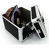 "Gorilla LP100 Holds 100pcs 12"" Vinyl LP 12"" Record Box Storage Case inc Lifetime Warranty Bild 3"