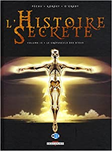"""Afficher """"L'histoire secrète n° 13<br /> Le crépuscule des dieux"""""""
