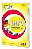 Internet Services D-Info mit Rückwärtssuche Herbst (2017)