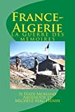 France-Algerie (French Edition)