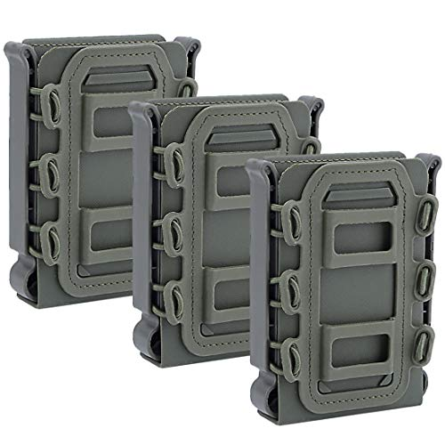 Security & Protection Considerate Tactical Pistol Magazine Pouch Molle Double Mag Holder 1000d Nylon Military Airsoft Outdoor Hunting Accessories
