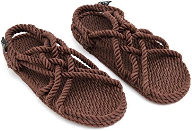 Nomadics JC Unisex-Erwachsene Sandale aus Seil 2018 Letztes Modell  Mode Schuhe Billig Online-Verkauf