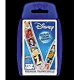 Winning Moves WIN62561 - Top Trumps: Disney Classic 2016, Familien Strategiespiel
