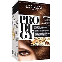 L 'Oréal Paris, Prodigy -Coloración permanente 5.3 Bronzo Castano Chiaro Dorato
