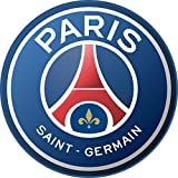 PSG, Autocollant Logo Paris Saint Germain Stickers Mural plusieurs dimensions