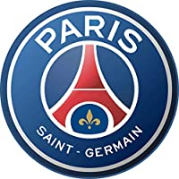 PSG, Autocollant Logo Paris Saint Germain Stickers Mural plusieurs dimensions