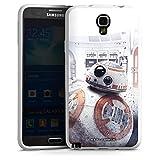Samsung Galaxy Note 3 Neo Silikon Hülle Case Schutzhülle BB-8 Star Wars 8 Merchandise Fanartikel