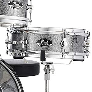 Pearl Roadshow RSJ465C/C708 – Batteria Junior Grindstone Sparkle + cuffie keepdrum e bacchette