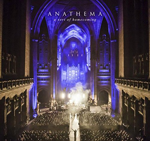 Anathema: A Sort of Homecoming (Audio CD)