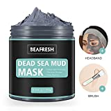 Best Natural Face Masks - Naturals Dead Sea Mud Mask - Headband Review