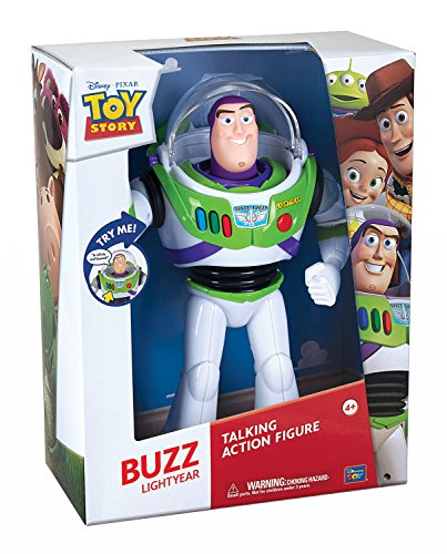 """MTW Toys 64069\"""" Disney Pixar Toy Story-Sprechende Actionfigur, Weiß"""