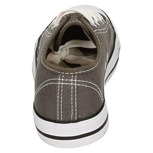 Spot On , Baskets mode pour fille Gris - gris