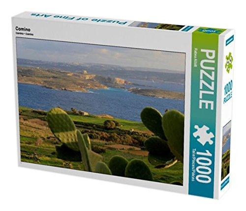 Preisvergleich Produktbild Comino 1000 Teile Puzzle quer (CALVENDO Orte)