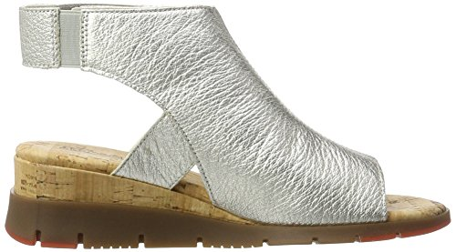 Aerosoles - Night Shift, Sandali Donna Argento (Silver)