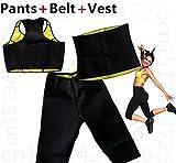 #6: Tuzech Hot Shaper Complete Set For Women - Vests- Pants-Belt
