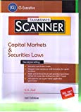 Scanner -Capital Markets & Securities Laws (CS-Executive) (August 2016 Edition)