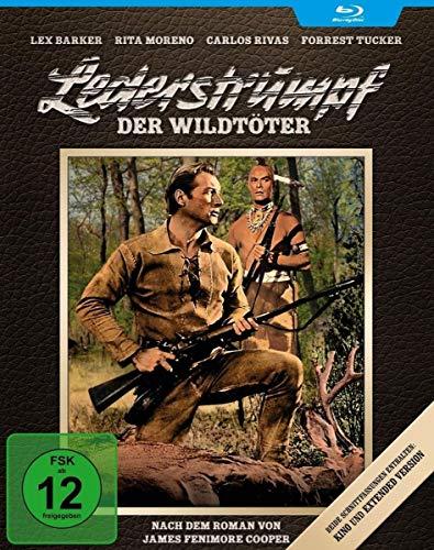 Lederstrumpf - Der Wildtöter (HD-Neuabtastung) [Blu-ray]