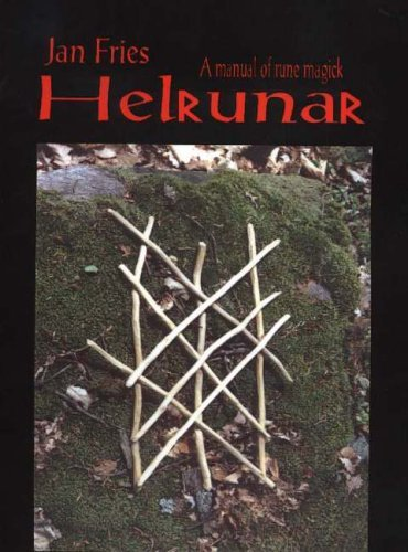 Helrunar: A Manual of Rune Magick by Jan Fries (1-Jan-2006) Paperback