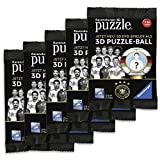 Ravensburger® 5er Set 11707 3D Puzzle-Ball Blindpacks WM 2018 (Lizenz DFB)