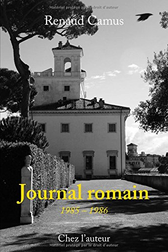 Journal romain: 1985 - 1986