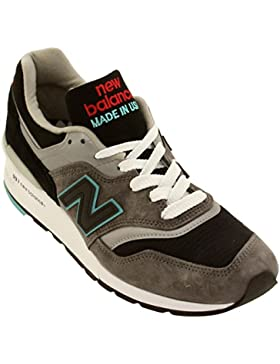 New Balance M997, CGB grey-black