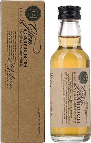 Glen Garioch 12 Years Old mit Geschenkverpackung Whisky (1 x 0.05 l) - Honig Creme Brulee