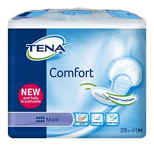 Tena Comfort Maxi Inkontinenzeinlagen, 28Stück - Inkontinenzeinlagen
