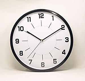 Wall Clock Creative Bedroom Living Room Mute Japanese Modern Minimalist Wooden Quartz Clocks 14