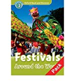 (Oxford Read and Discover: Level 3: Festivals Around the World Audio CD Pack * *) By Oxford University Press (Author) Paperback on (Jan , 2011)
