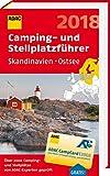 Produkt-Bild: ADAC Camping- und Stellplatzführer Skandinavien, Ostsee 2018 (ADAC Campingführer)