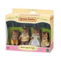 Sylvanian Families - Walnut Squirrel Family