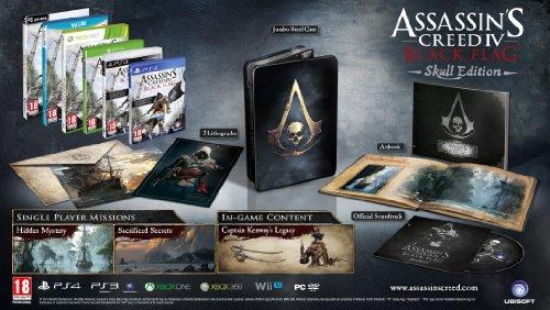 Assassin's Creed IV: Black Flag (PS4) - [Edizione: Regno Unito]